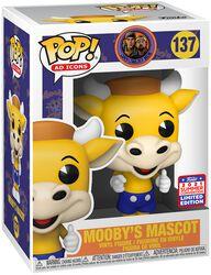 SDCC 2021 - Mooby's Mascot (Funko Shop Europe) Vinyl Figure 137