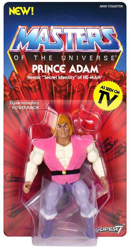 Prince Adam (Vintage Collection Wave 3)