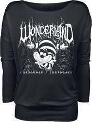 Cheshire Cat - Metal Wonderland