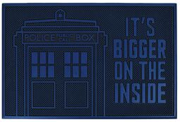 It's Bigger On The Inside