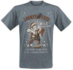 Wile E Coyote Guitar
