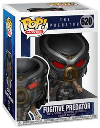 Fugitive Predator (Chase Edition possible) Vinyl Figure 620