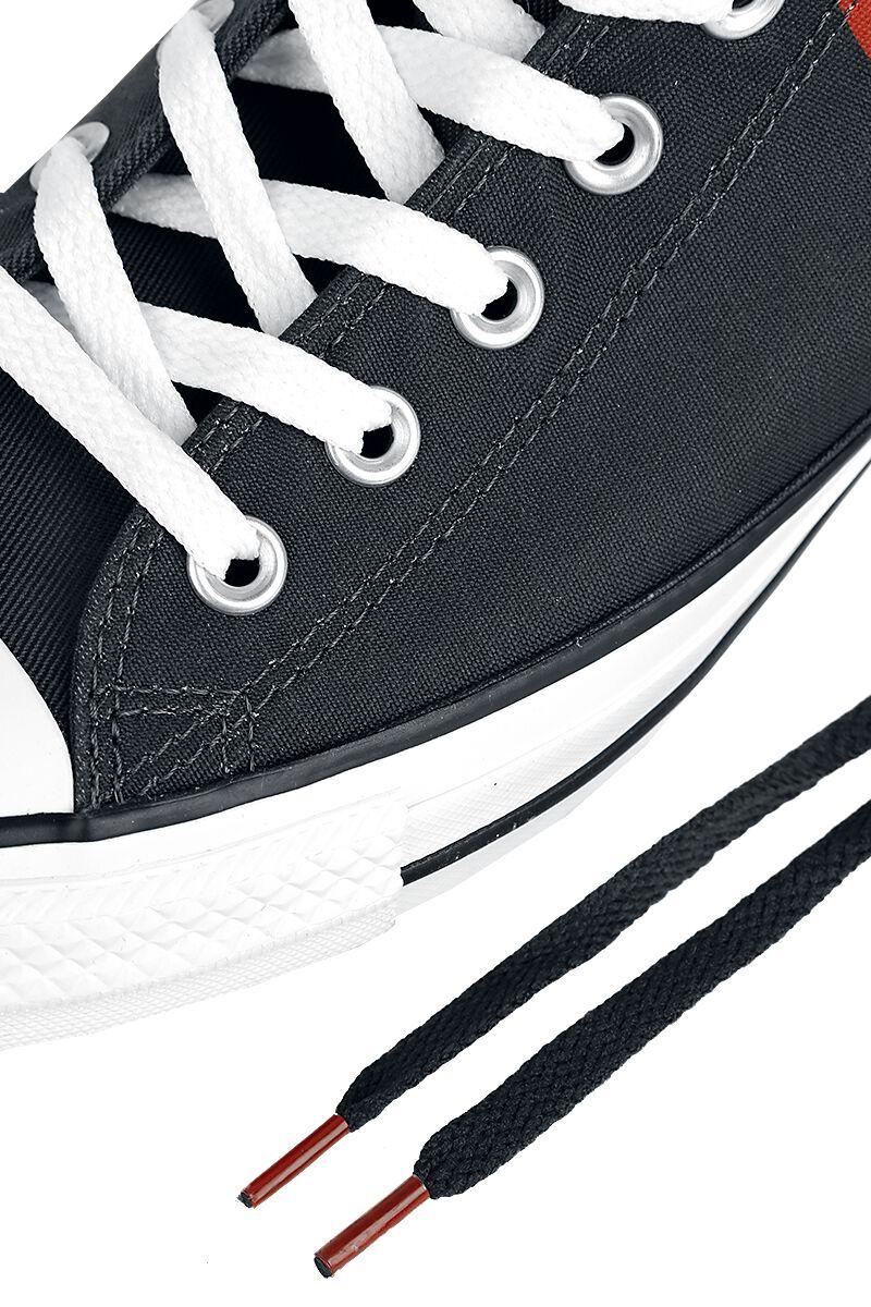 dda2d1f163dc ... Taylor All Star - Hi  best a5f90 94fd8 Looney Tunes - Multi-Character  Record Logo Converse Sneakers High EMP ...