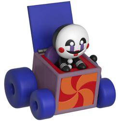 Super Racers  - Marionette Vinyl Figure