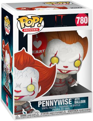 Chapter 2 - Pennywise with Balloon Vinyl Figure 780