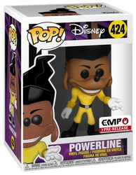 The Goofy Movie - Powerline Vinyl Figure 424