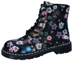 Flowers All-Over Boots