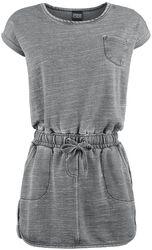 Ladies Burnout Dress