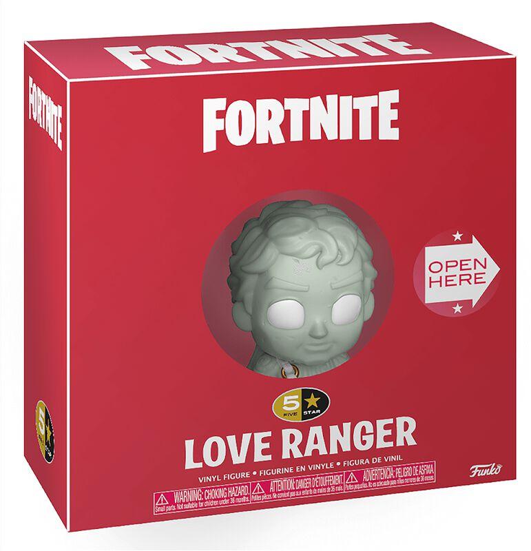 Love Ranger - 5 Star Figure