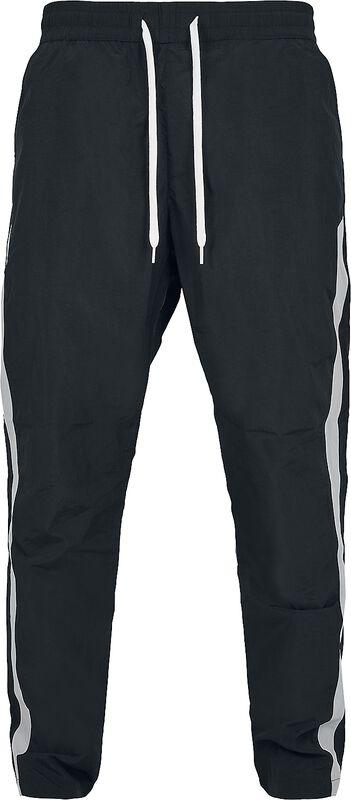 Side Stripe Nylon Trousers
