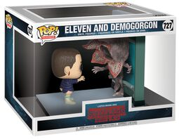Eleven & Demogorgon (Movie Moments) Vinyl Figure 727