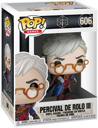 Vox Machina - Percival de Rolo III Vinyl Figure 606