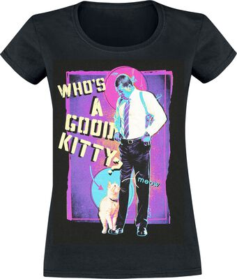 Goose & Nick Fury - Who's A Good Kitty?