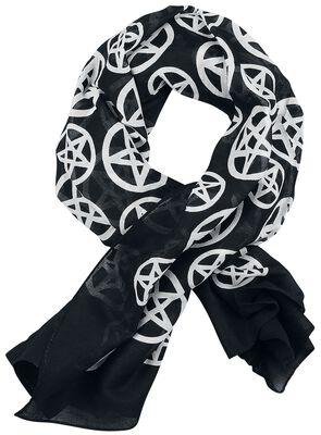 Pentagramm Ocult Scarf