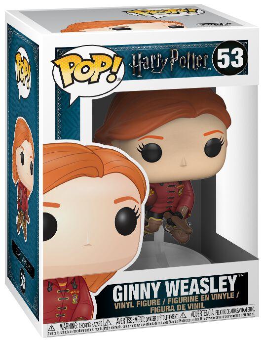 Ginny Weasley Vinyl Figure 53