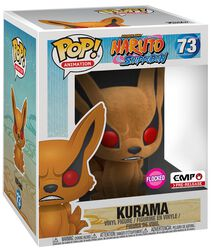 Shippuden - Kurama (Flocked and Oversize) Vinyl Figure 73