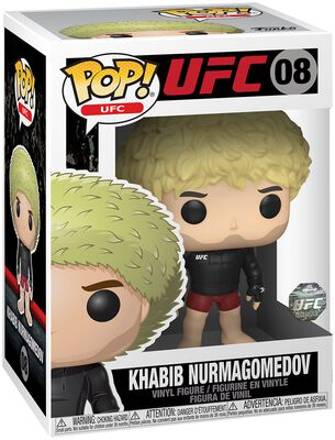 UFC Khabib Nurmagomedov Vinyl Figure 08