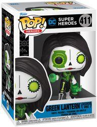 Dia De Los DC - Green Lantern (Jessica Cruz) Vinyl Figure 411