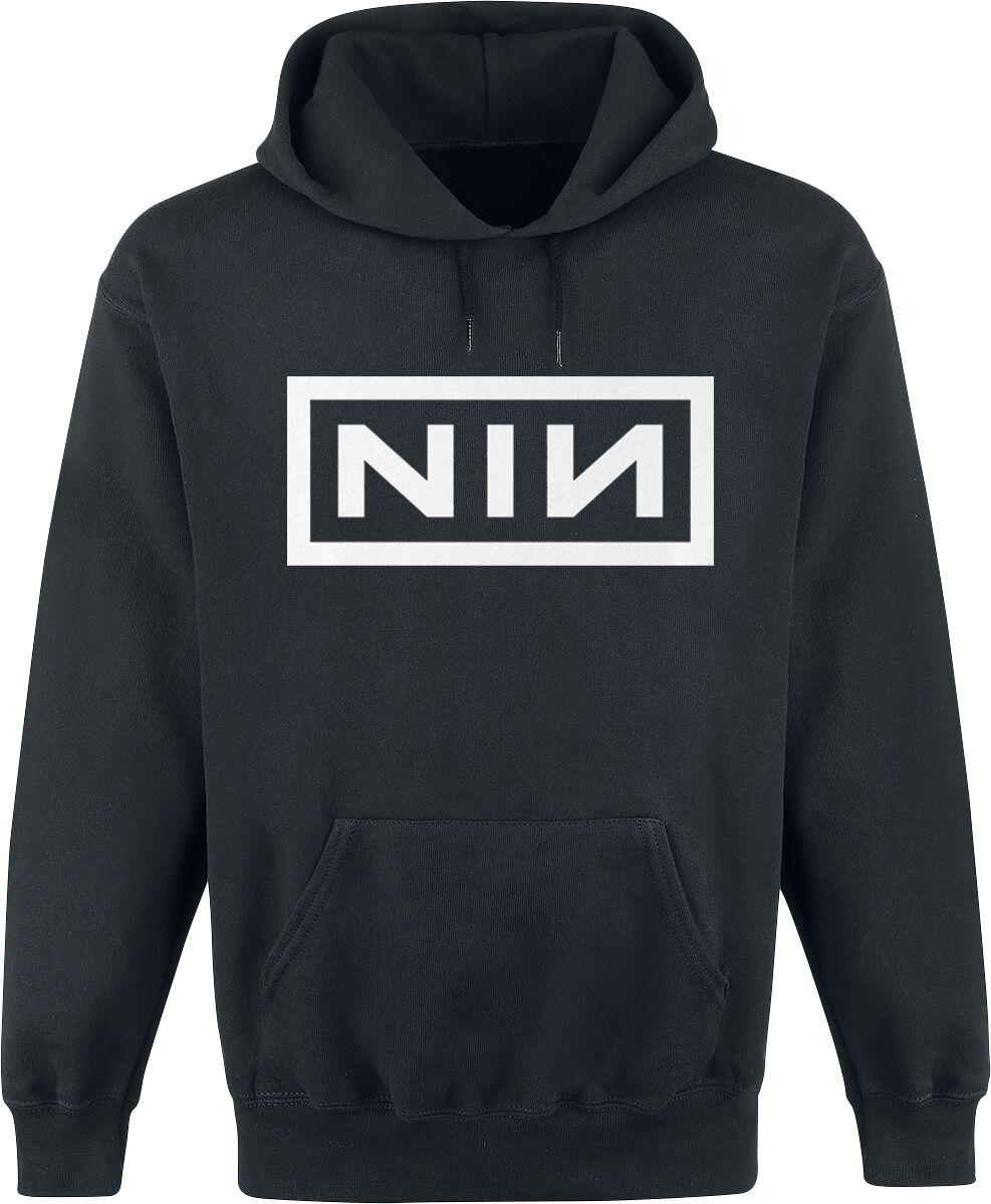 Classic Logo   Nine Inch Nails Hooded sweater   EMP