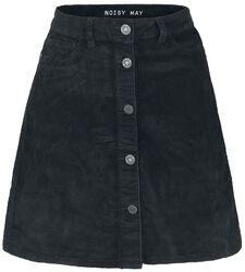 Sunny Short Corduroy Skater Skirt