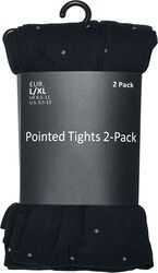 Pointed Tights 2-Pack