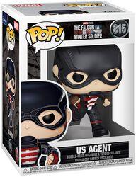 US Agent Vinyl Figure 815
