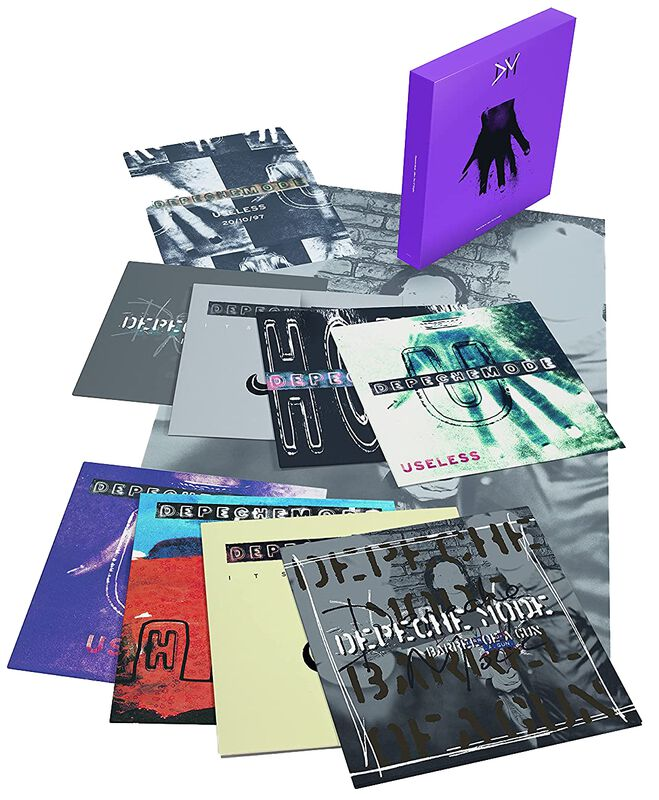 Ultra - The 12 Singles