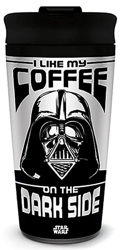 I Like My Coffee On The Dark Side