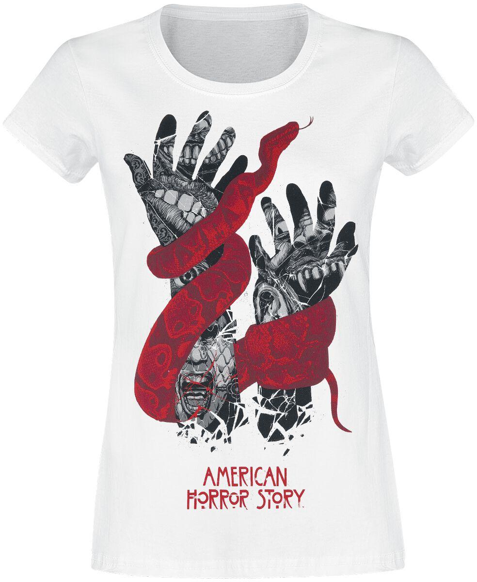 656b9fe26589 Snake Hands | American Horror Story T-Shirt | EMP