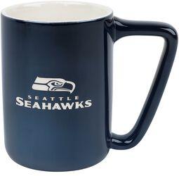 Seattle Seahawks - Laser Logo Mug