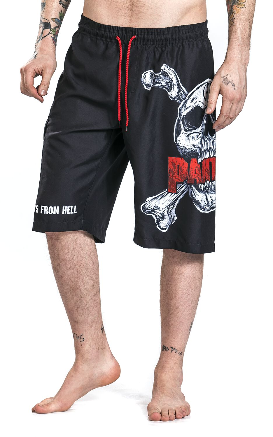 3931d6c4f2 EMP Signature Collection | Pantera Swim Shorts | EMP
