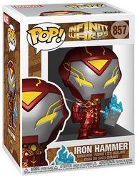 Infinity Warps - Iron Hammer Vinyl Figure 857