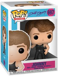Dirty Dancing Johnny Vinyl Figure 697