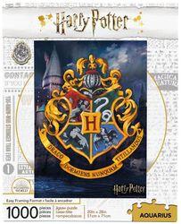 Hogwarts Logo - Puzzle