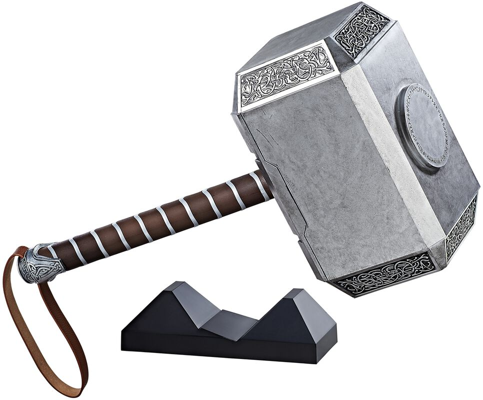 Marvel Legends Gear: Mjölnir - Thor's Hammer