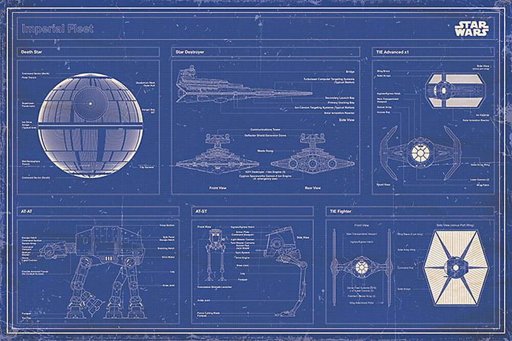 Imperial Fleet Blueprint