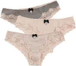Set of 3 Panties