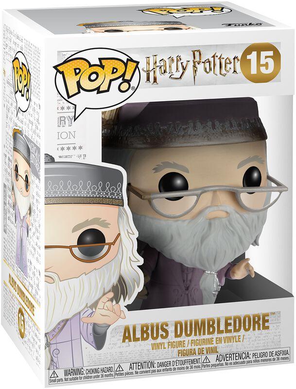 Dumbledore with Magic Wand Vinyl Figure 15