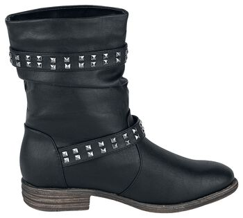 Ladies Biker Boot