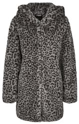 Ladies Leo Teddy Coat
