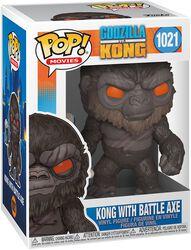 Kong With Battle Axe Vinyl Figure 1021