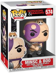 Minsc and Boo Vinyl Figur 574