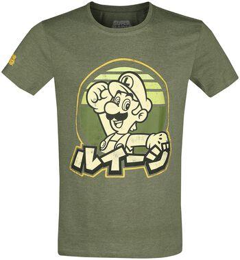 Luigi - Japanese