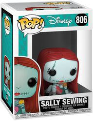 Sally Sewing Vinyl Figure 806