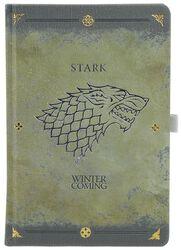 Stark Worn - Notebook