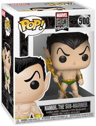80th - Namor, the Sub-Mariner Vinyl Figure 500