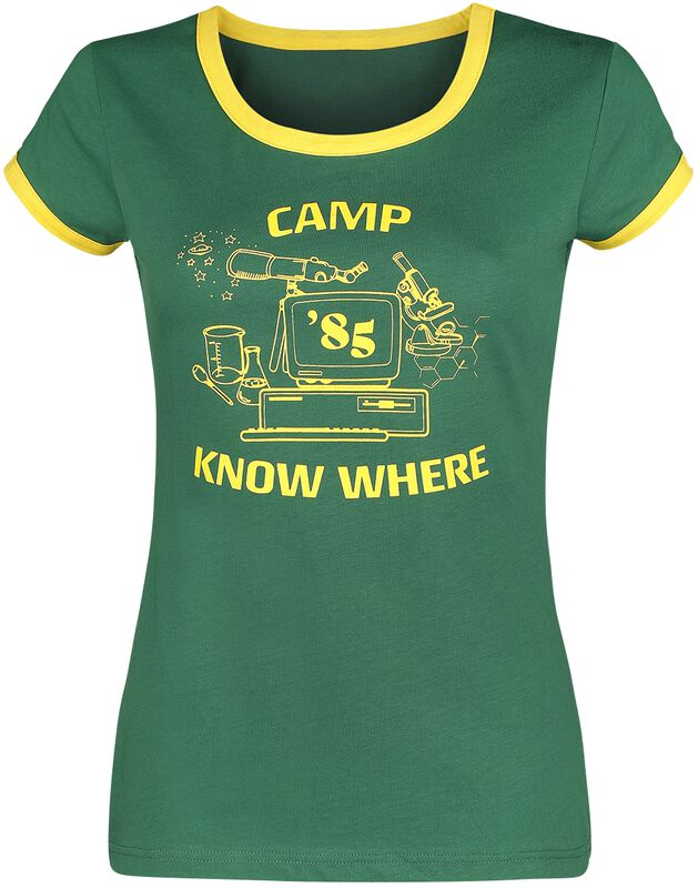 Camp Know Where