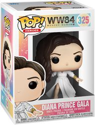 1984 - Diana Prince Gala Vinyl Figure 325