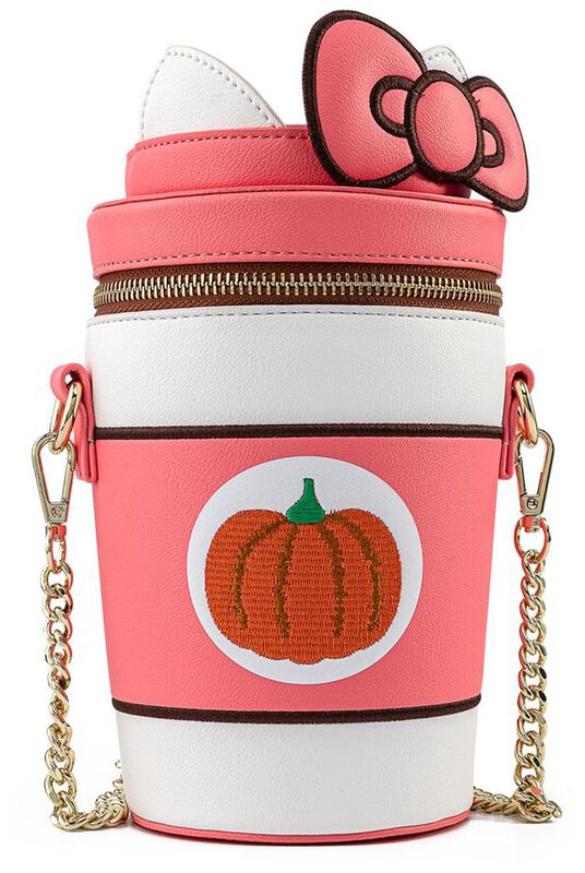 Loungefly - Pumpkin Spice Kitty Cup