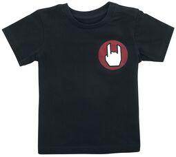 Black T-shirt with Logo
